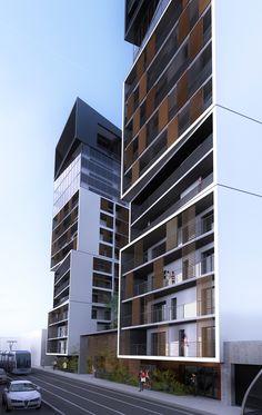 HK tours - Oran by AGC architectes