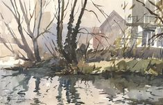 edward seago watercolours - Google Search