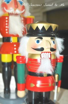 All Seasons Sweet to Me: December: The Nutcracker Party