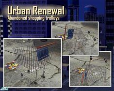 Cyclonesue's Abandoned Shopping Trolleys