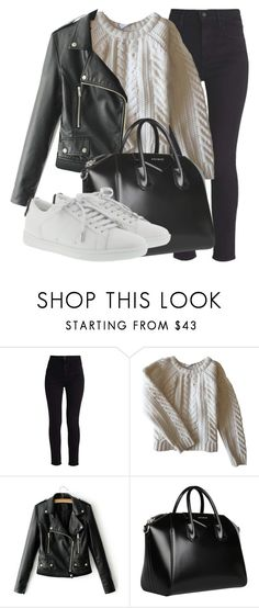 """""""Outfit #1942"""" by lauraandrade98 on Polyvore featuring moda, Levi's, Anine Bing, Givenchy y Yves Saint Laurent"""