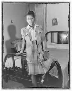 The Adopted Daughter of Mrs Ella Watson - Washington, DC Summer 1942