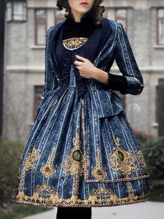 Shop Midi Dresses - Sleeveless Polyester Skater Scoop Neckline Vintage Midi Dress online. Discover unique designers fashion at StyleWe.com.