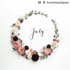 Hello Julio! Un mes genial y con muchas celebraciones. Espero que paséis un mes estupendo.  Besos   #july #flores #flowerslovers #flower #flowers #instaflower #julio #instabeauty #photooftheday #flowerlove