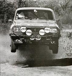 Jean Ragniotti / Jean-Marc Andrié  (Renault-12-Alpine) Rallye Codasur - Argentine - AUTOhebdo août 1979