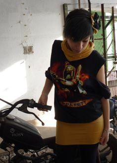 #Buba Fett dress by Aifa https://www.facebook.com/pages/Aifa-Crew/133686366696983?id=133686366696983sk=photos_stream