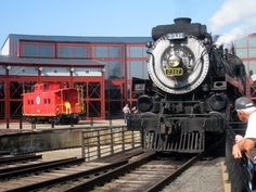 Steamtown National Historic Site, Scranton, PA #historic #scranton #pennsylvania #pa #bennettinfiniti #usa