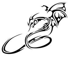 Dragon Tribal by Shadow696