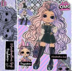 Lol Dolls, Cute Dolls, Butterfly Background, My Little Pony Drawing, 6th Birthday Parties, High Art, Anime Fantasy, Doll Toys, Fashion Dolls
