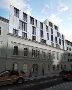 Wien | Kontroverse Dachausbauten | Projekte & Meldungen - SkyscraperCity