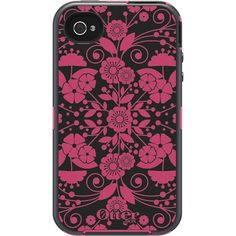 Otterbox iPhone 4S Defender Case - Perennial    Use coupon code BJANB1339375 at check out!