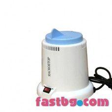 UV Стерилизатор - Модел 1003  Кварцов стерилизатор, извършва стерилизация с висока температура. Уредът е с корпус от неръждаема стомана.