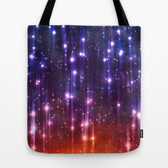 Watch The Sun Rise With Me Tote Bag by Android-Sheep - $22.00