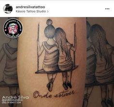 Tatuagem de amigas ou irmã