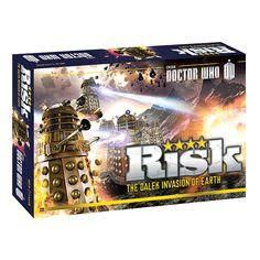 Doctor Who Risk | ThinkGeek