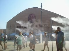 Il Divino Alito della Terra (Padiglione 0) #Expo2015