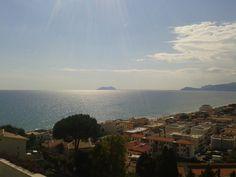 #Lazio #Sperlonga -vista Circeo