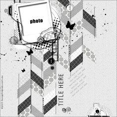 ScrapFriends - All about Scrapbooking: Sketch Challenge # 16 - August 2013 Scrapbook Layout Sketches, 12x12 Scrapbook, Scrapbook Templates, Scrapbook Designs, Card Sketches, Scrapbooking Layouts, Digital Scrapbooking, Scrapbook Photos, Friends Sketch
