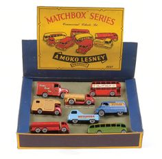 Lesney Matchbox ps4