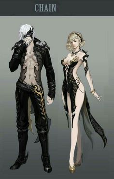 View an image titled 'Kunax Chain Armor Art' in our Aion art gallery featuring official character designs, concept art, and promo pictures. Game Character, Character Concept, Concept Art, Fantasy Characters, Female Characters, Fantasy Costumes, Anime Outfits, Fantasy Artwork, Game Art