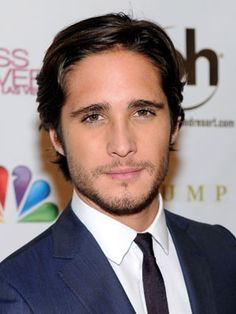 Diego Boneta @Latina Magazine and @Herry