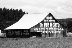 Toledo, WA - This is one of my favorite barns of all time. Photo taken by Rachel Love in 2005
