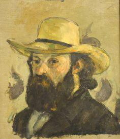 Cézanne    Self-Portrait