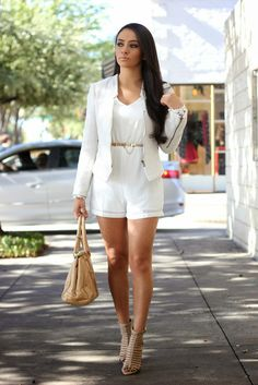 Maytedoll: The White Romper + ThanksGiving Giveaway