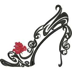 Kreations by Kara | BIN Rose Shoe