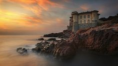 Castello del Boccale by Peter Houtmeyers, via 500px