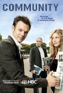 Created by Dan Harmon. With Joel McHale, Danny Pudi, Donald Glover, Chevy Chase. A suspended lawyer is forced to enroll in a community college with an eclectic staff and student body. Community Season 1, Community Tv Series, Joel Mchale, Chevy Chase, Community College, Watch Tv Shows, Movies, Misfits, Colleges