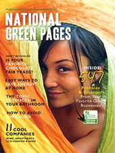 National Green Pages- Find out how to get a little greener at your work and home.