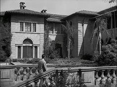 """Sunset Blvd"" mansion 641 S.  Irving Blvd"