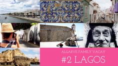 Algarve, Lagos, Portugal   3 things you should do: Walk the historical centre, Discover the ARTURB streetart project & Visit the grottos by boat, canoe or SUP.