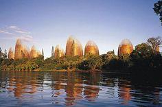 Renzo Piano en images - Centre culturel Jean-Marie Tjibaou à Nouméa