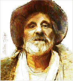 Anton Heyboer - Rembrandtesque - Portrait Academy | Guldenhemel