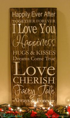 Hey, I found this really awesome Etsy listing at http://www.etsy.com/listing/88268959/happily-ever-after-family-quote-saying