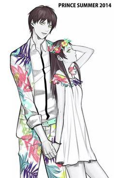 Aijima Cecil - girl version - Prince Summer 2014