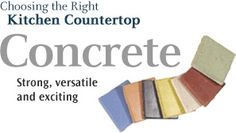 Concrete can be beautiful . . . consider-new-countertops