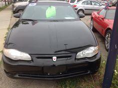 2003 Chevrolet Monte Carlo SS 2dr Coupe - Madison WI steves auto 648 e washington ave   608-359-0167