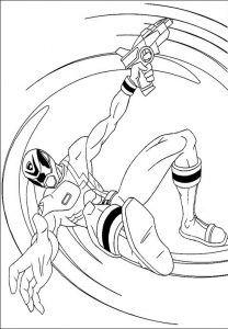 Imagens para pintar dos Power Rangers - 35