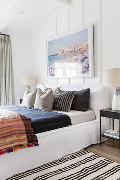 Amber Interiors Design Studio is a full-service interior design firm based in Los Angeles, California, founded by Amber Lewis. We serve clients worldwide with services ranging from interior design, interior architecture to furniture design. Interior Design Bedroom, Bedroom Decor, Amber Interiors, Bedroom Interior, Home, Bedroom Inspirations, Home Bedroom, Home Decor, Trendy Bedroom