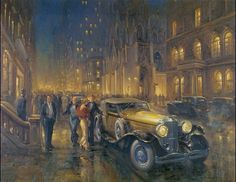Painters - Alan Fearnley