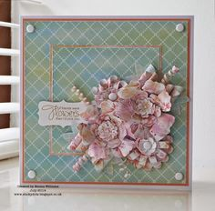 Craftwork Cards Blog: Summer of Blooms...by Emma Williams