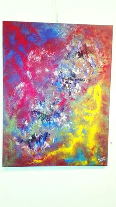 Giannis Petrou abstract expressionism AELIA