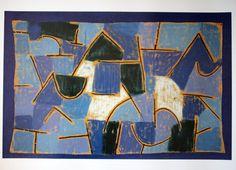 Paul KLEE : Notte blu, 1937