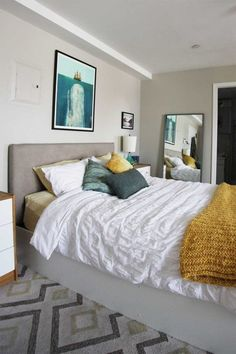 Small Studio Design Ideas small studio apartment decorating ideas how to decorate a small small studio ideas home Kays Colorful Downtown Studio House Tour