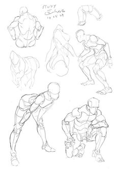 Figure Drawing Poses