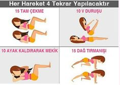 .: Vücut Sıkılaştırma ve Zayıflama Egzersizleri