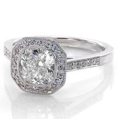 Design 2298 - Knox Jewelers - Minneapolis Minnesota - Halo Engagement Rings - Enchantment, Halo - Large Image